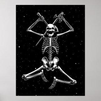 Skeleton Slayer Poster