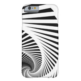 Skeleton Staircase Pattern Barely There iPhone 6 Case
