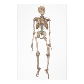 Skeleton Stationery Design