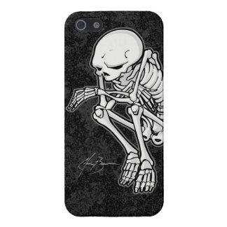 Skeleton Thinker Cover For iPhone 5
