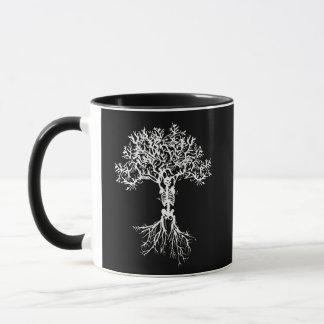 Skeleton Tree Mug
