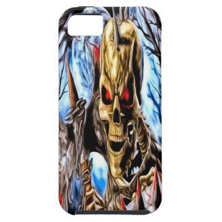 Skeleton Warrior iPhone 5 Cases