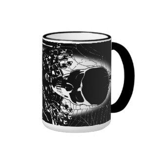 Skeleton  Web Mug