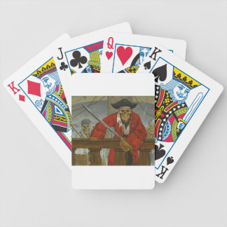 SkeletonCrew.JPG Bicycle Playing Cards
