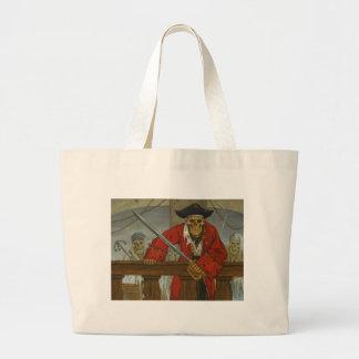 SkeletonCrew.JPG Large Tote Bag