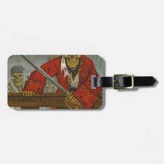 SkeletonCrew.JPG Luggage Tag