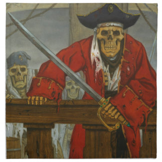 SkeletonCrew.JPG Napkin