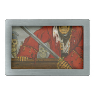 SkeletonCrew.JPG Rectangular Belt Buckle