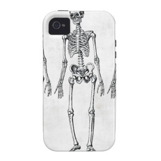 Skeletons Case-Mate Case iPhone 4/4S Case