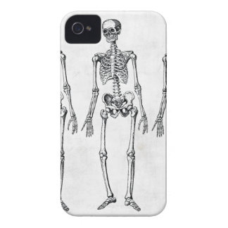 Skeletons Case-Mate Case iPhone 4 Case