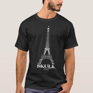 SKELETONS - EIFFELTOWER SKULK - PARIS T-Shirt