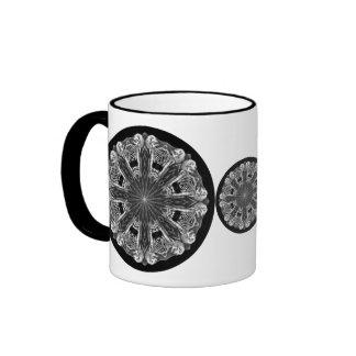 Skeletons Ringer Mug