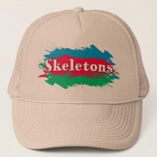 Skeletons Trucker Hat