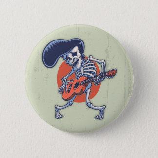 Skelvice 6 Cm Round Badge