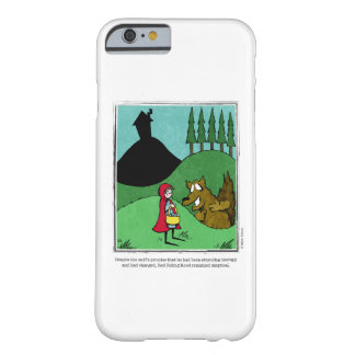 SKEPTICAL cartoon by Ellen Elliott Barely There iPhone 6 Case