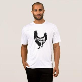 Skeptical Vegan T-Shirt