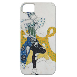 Sketch for the ballet 'La Peri', by Paul Dukas Barely There iPhone 5 Case