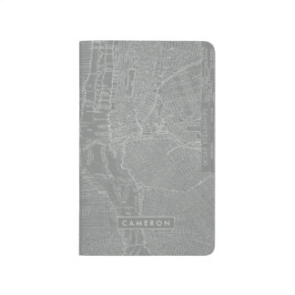 Sketch of New York City Map Journal