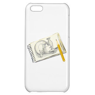 Sketch Pad Drawing iPhone 5C Covers