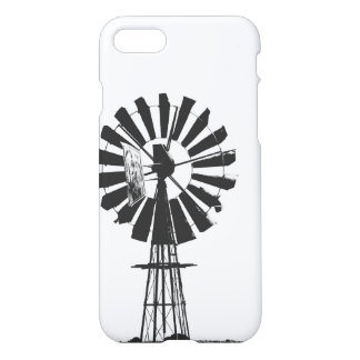 Sketch Wind Pump IPhone 8/7 Phone Case Cover