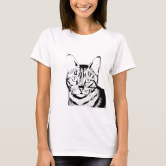 Sketchy Cat T-Shirt