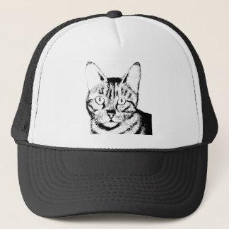 Sketchy Cat Trucker Hat