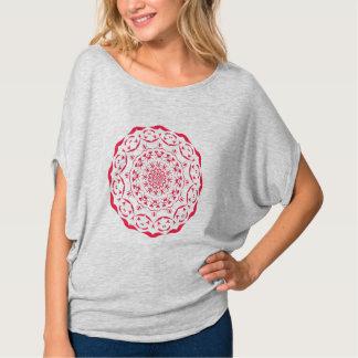 Sketchy Mandala tshirt