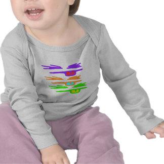 Sketchy RGB and Rude Tee Shirt