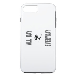 Ski All Day Everyday iPhone 7 Plus Case