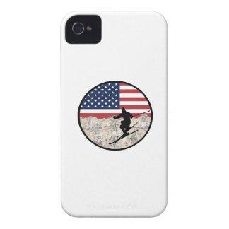 Ski America Case-Mate iPhone 4 Cases