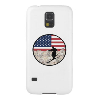 Ski America Cases For Galaxy S5