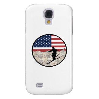 Ski America Galaxy S4 Case