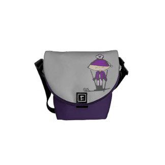 SKI Babe Messenger bag