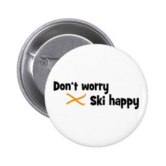 ski anstecknadelbutton