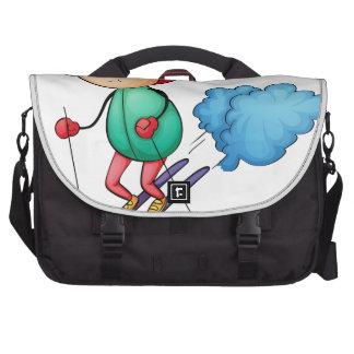 Ski boy bag for laptop