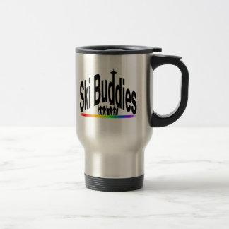 Ski Buddies Travel Mug