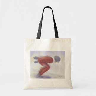 Ski Budget Tote Bag