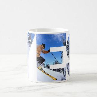 Ski Coffee Mug