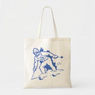 Ski drive skiing canvas bags