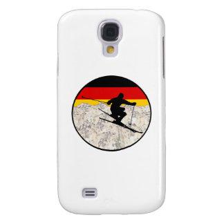 Ski Germany Galaxy S4 Covers
