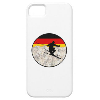 Ski Germany iPhone 5 Cases