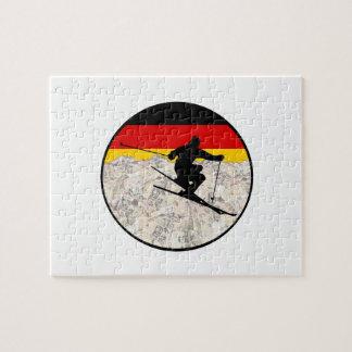 Ski Germany Jigsaw Puzzle