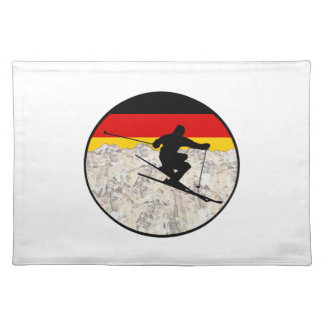 Ski Germany Placemat