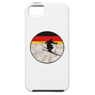 Ski Germany Tough iPhone 5 Case