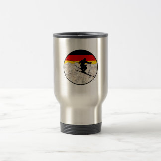 Ski Germany Travel Mug