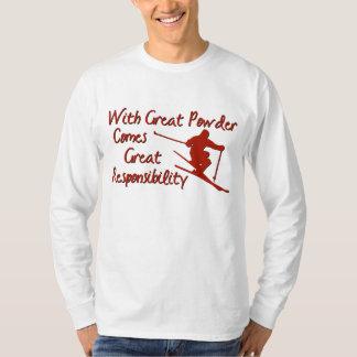 SKI GREAT 2 T-Shirt