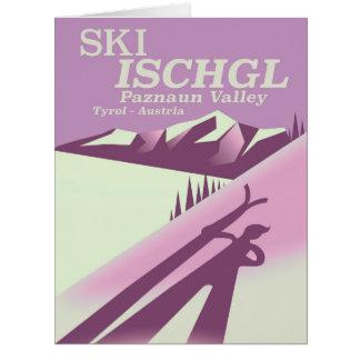 Ski Ischgl,Paznaun Valley Tyrol Card