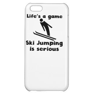 Ski Jumping Is Serious iPhone 5C Cover