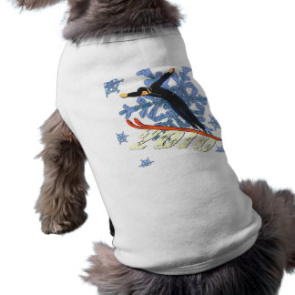 Ski jumping Ski Jumpers winter games gifts Shirt