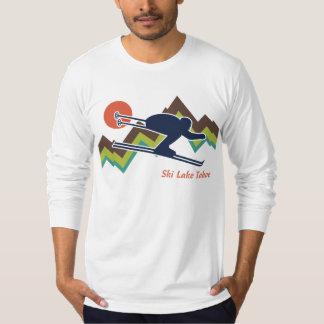 Ski Lake Tahoe T-Shirt